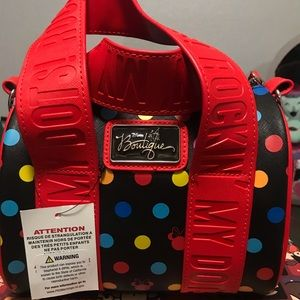 Disney Boutique Minnie Mouse purse